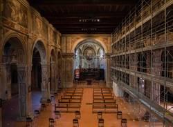 Via al restauro della chiesa di san Francesco a Saronno