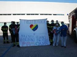 Vigili del Fuoco Legnano - Magenta Pasqua 2021