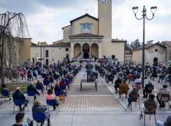 Visita arcivescovo Delpini ad Albizzate e Sumirago