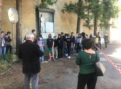 ANPI Legnano - studenti alla ex Tosi
