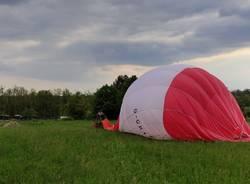 Arcadia Fly Team volo mongolfiera per la festa della mamma