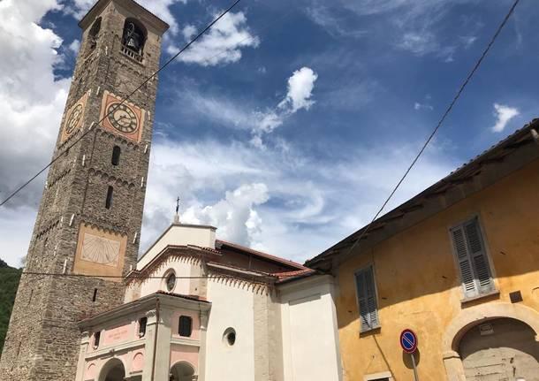 Arcisate: la Basilica di San Vittore