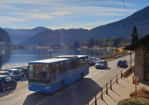 autobus pullman Lavena Ponte Tresa