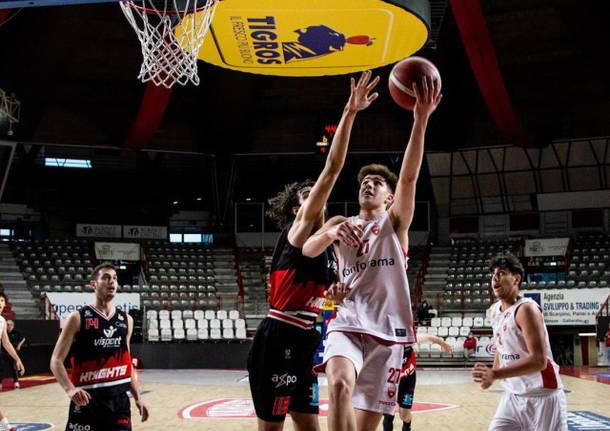 basket academy varese legnano