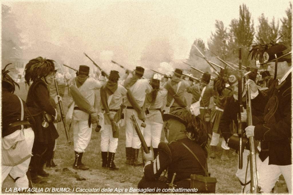 Battaglia di Biumo, un po' di storia in una data da ricordare