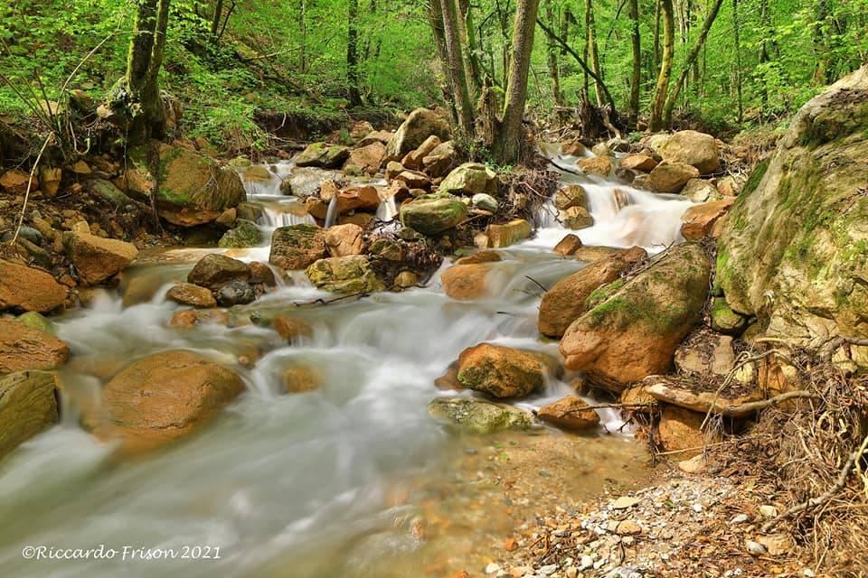 Brusimpiano, cascate del Trallo - foto di Riccardo Frison