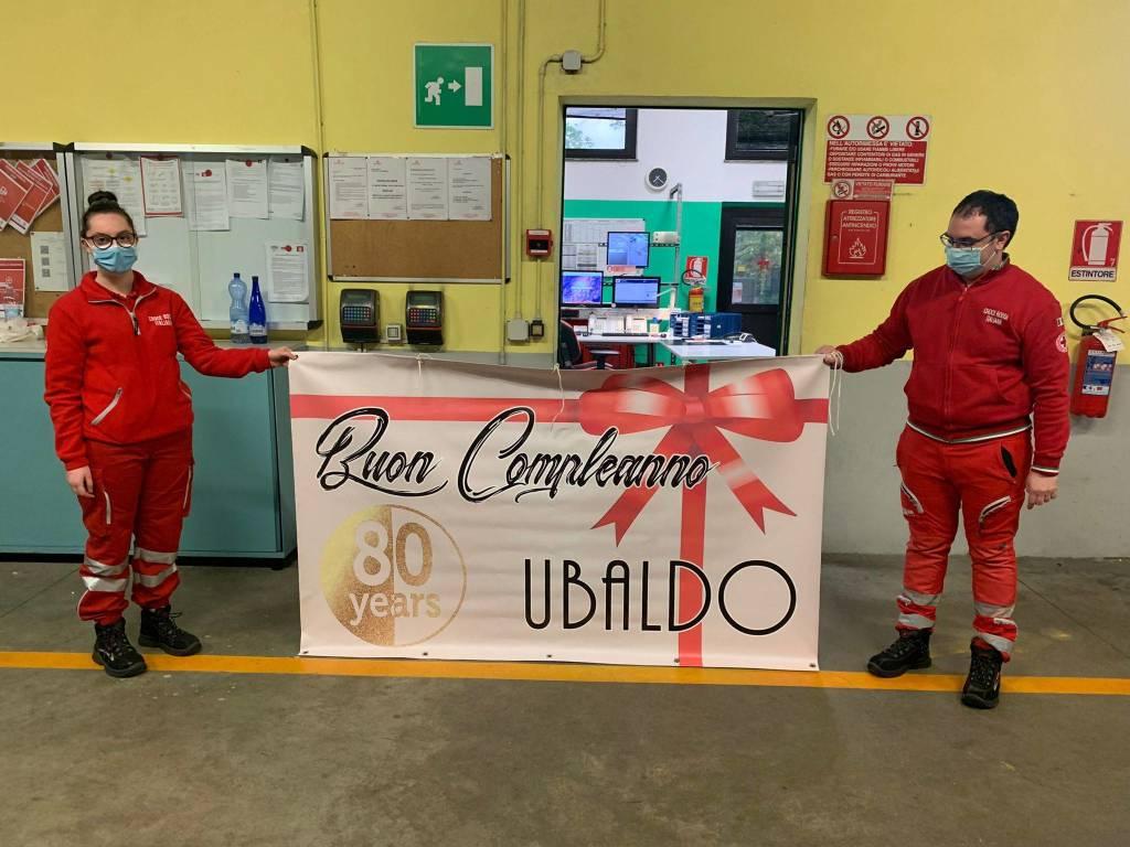 Buon compleanno Ubaldo
