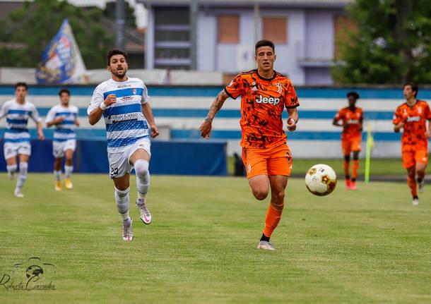 calcio pro patria playoff juventus u23