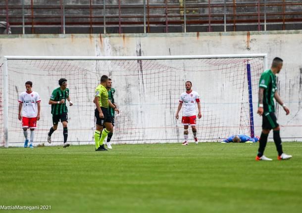 Serie D: Varese – Castellanzese 2-2