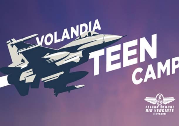 Volandia Teen Camp