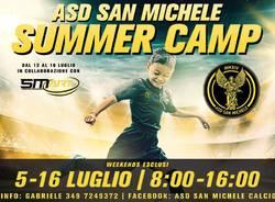 Campi estivi 2021 - ASD San Michele Summer Camp