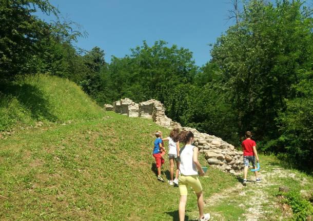 Campo estivo al Monastero di Torba
