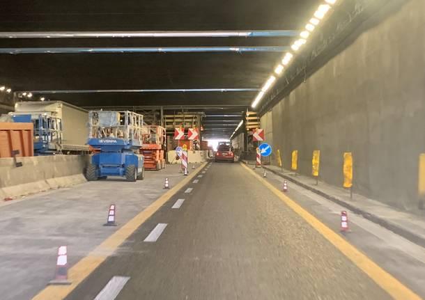 cantiere superstrada Malpensa