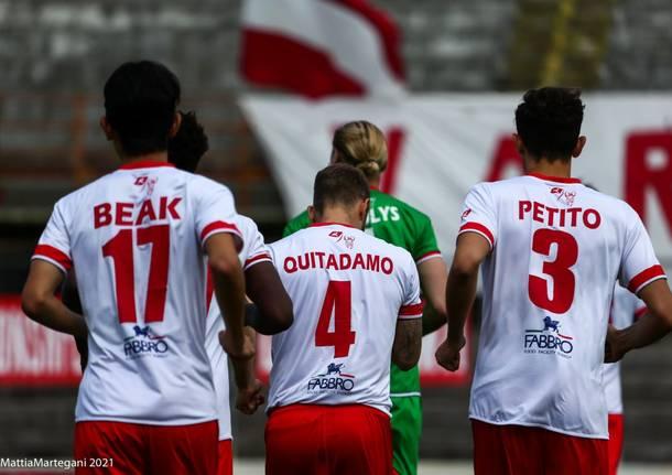 Serie D: Varese – Legnano 3-1