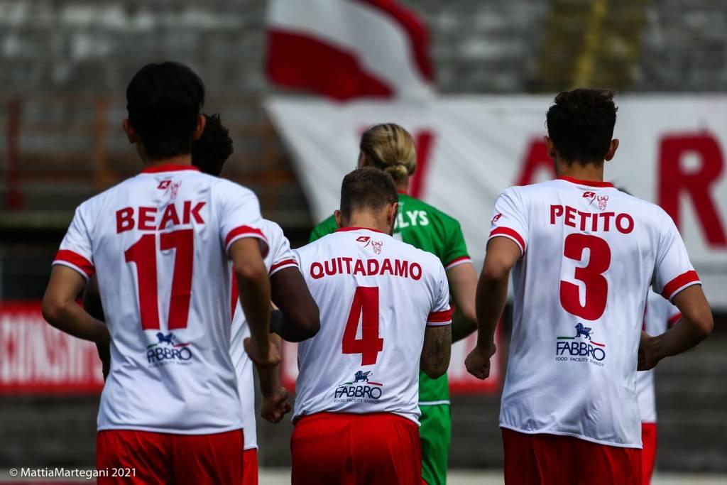 Serie D: Varese - Legnano