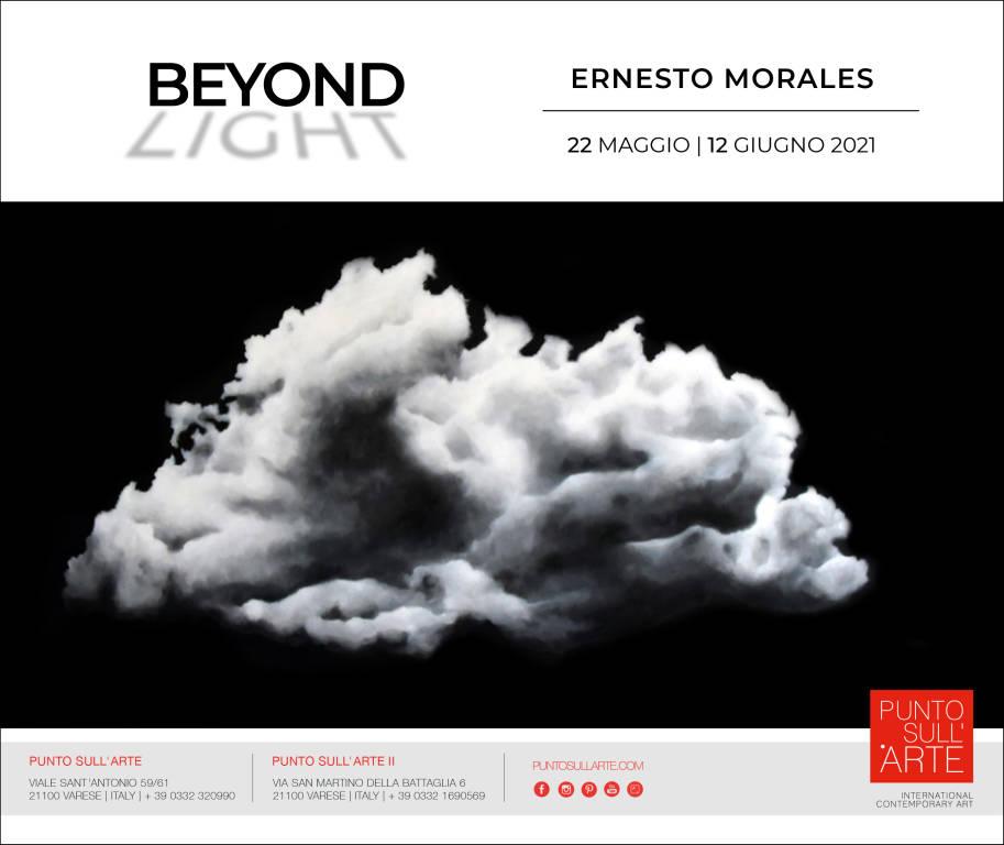 ERNESTO MORALES | BEYOND LIGHT