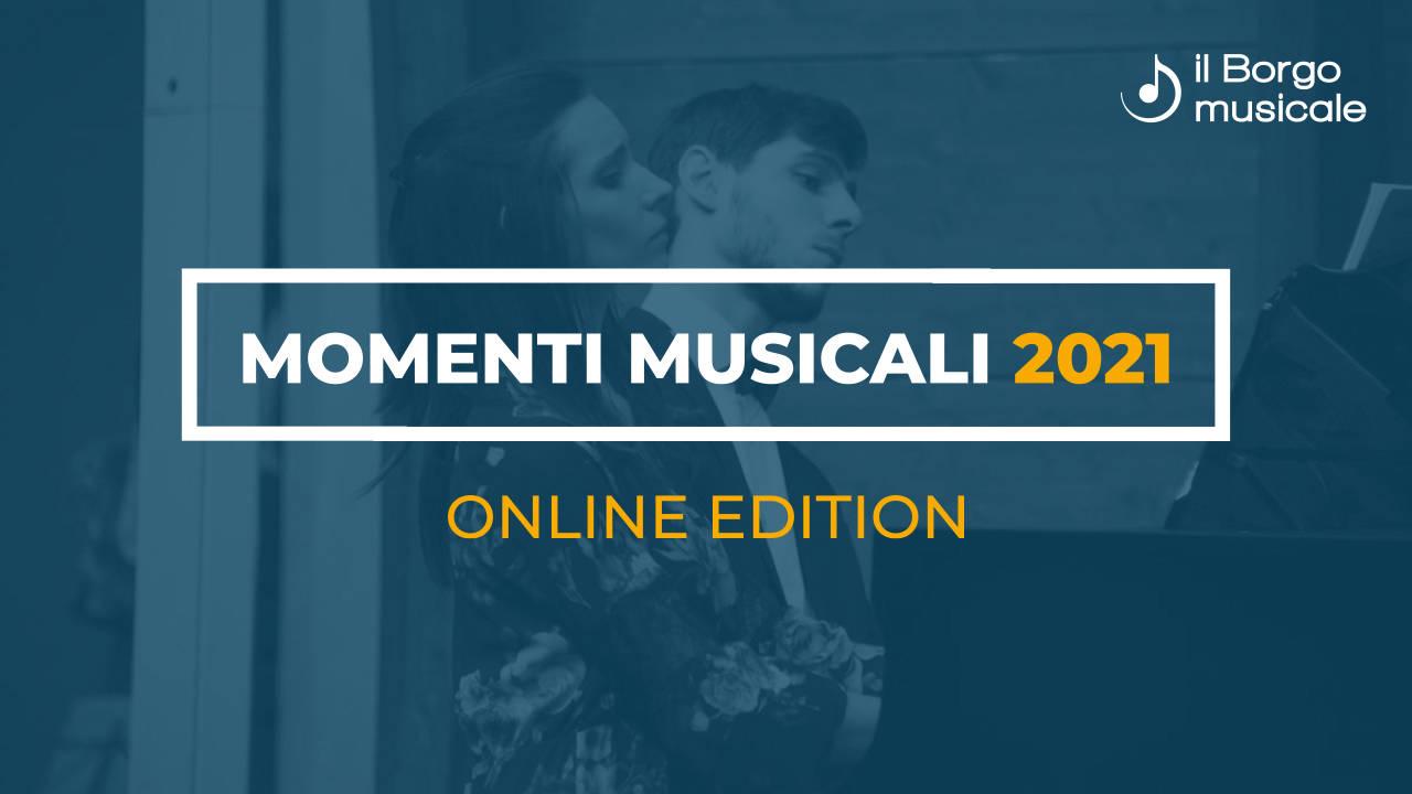 Momenti musicali 2021 on line edition: Duo Omonoos