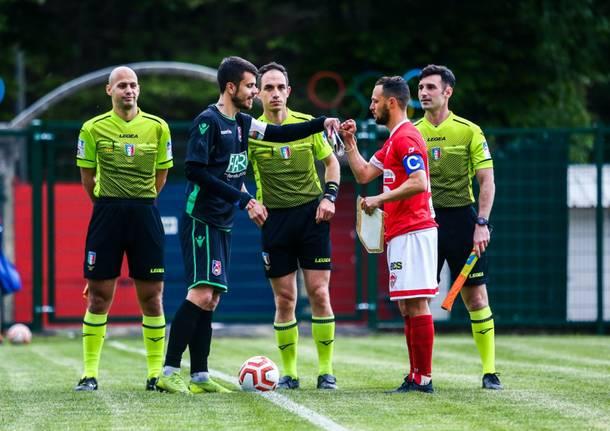 Serie D: Gozzano – Varese 1-1