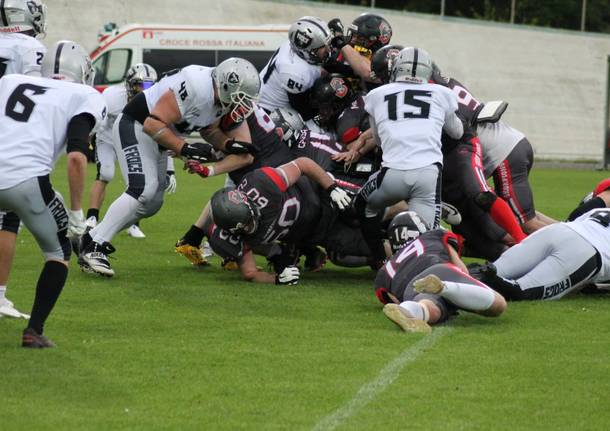 Skorpions Varese – Frogs Legnano 49-7