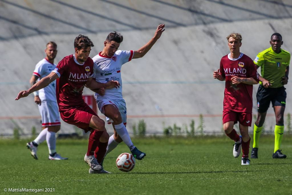 Serie D: Varese - Borgosesia