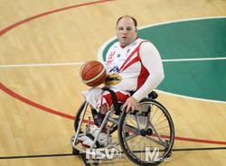 Basket in carrozzina: l\'Amca Elevatori batte Gradisca