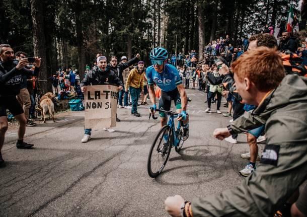 Ciclismo giro d'Italia