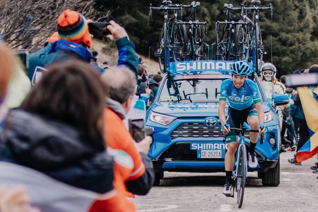 Ciclismo giro d'Italia tappa zoncolan