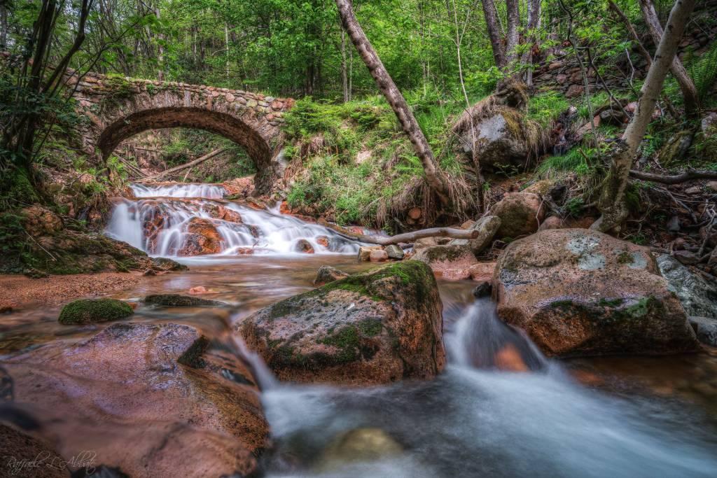 Cuasso al MOnte, cascata della Cavallizza - foto di Raffaele L'Abbate