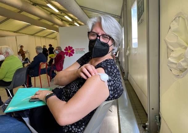 Diario di una vaccinazione alla Schiranna