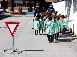 Educazione stradale alla scuola dell'infanzia di Villastanza