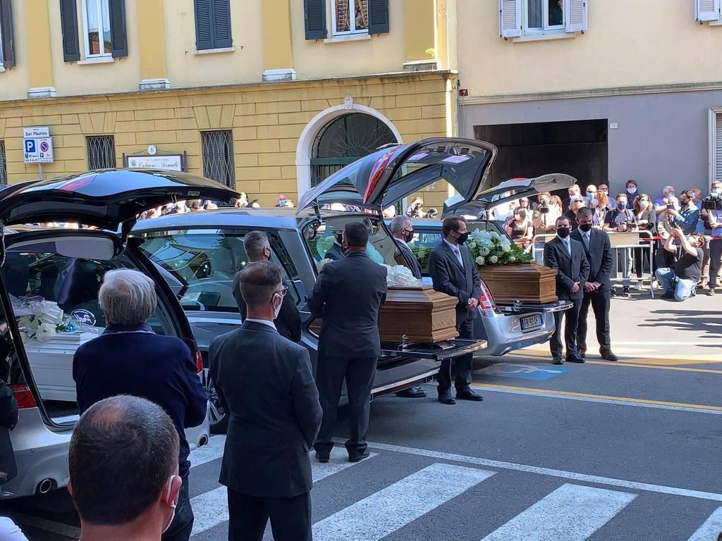 Funerale Vedano Olona famiglia Zorloni