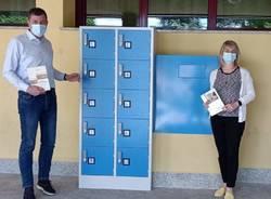 Smart locker biblioteca gorla maggiore