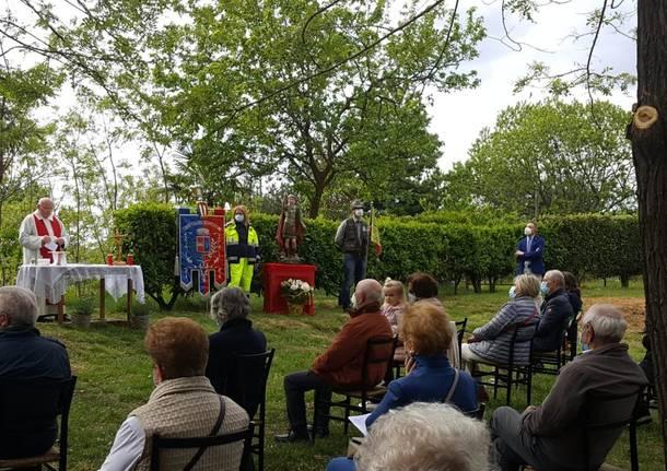 Il nuovo giardino di San Vittore Oggiona