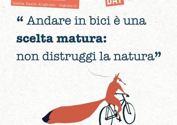 giornata mondiale bicicletta olgiate olona