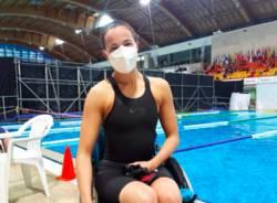 giulia terzi nuoto paralimpico polha varese