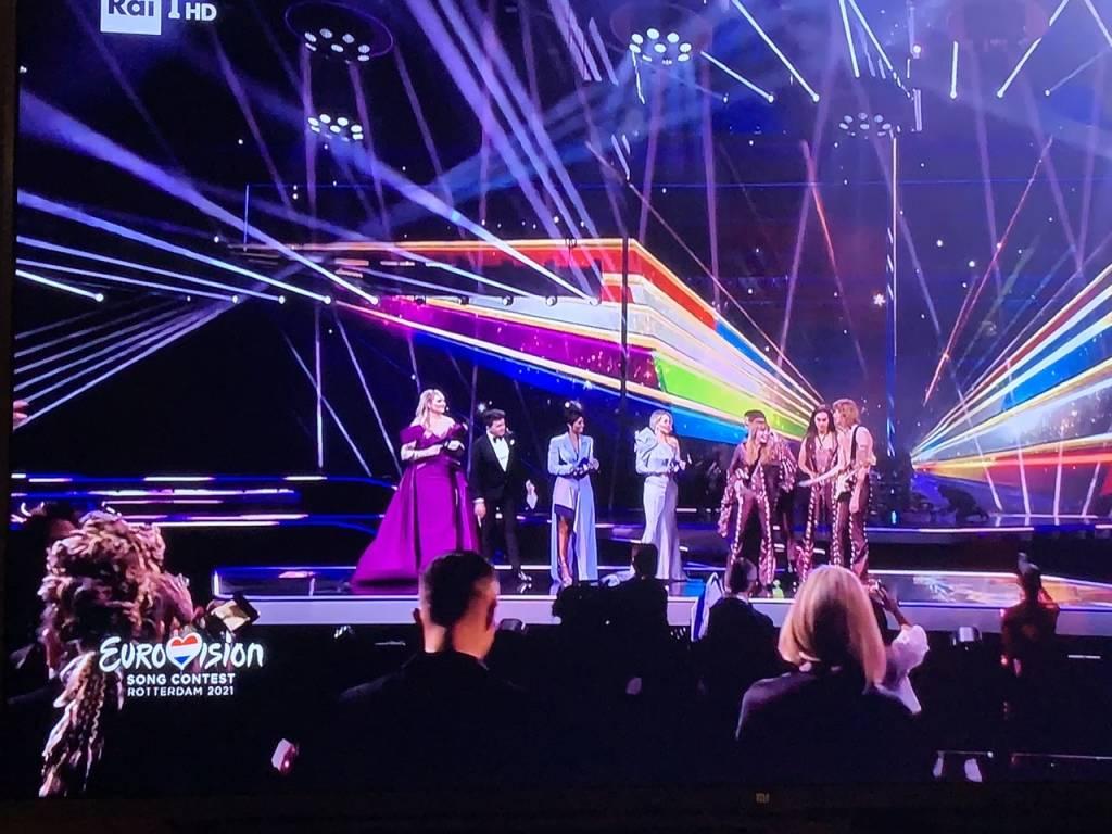 I maneskin vincono l'eurovision song contest 2021
