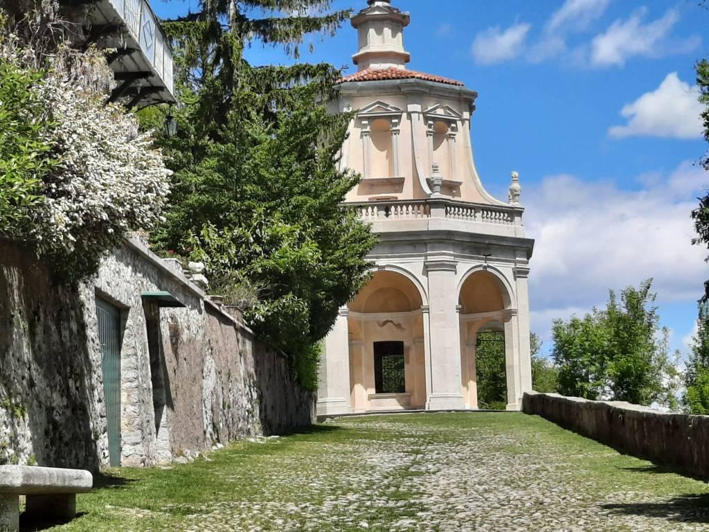 Il Cai Senior ripulisce la via Sacra a Varese