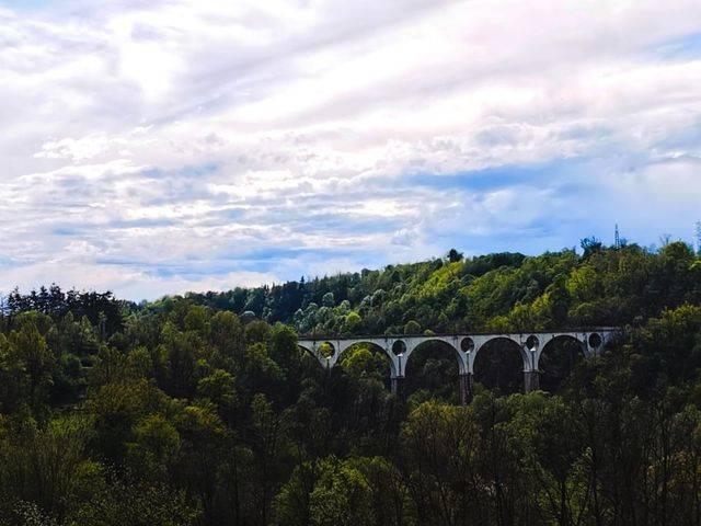 Il ponte di ferro di Malnate