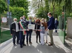 inaugurazione piattaforma ecologica mercallo