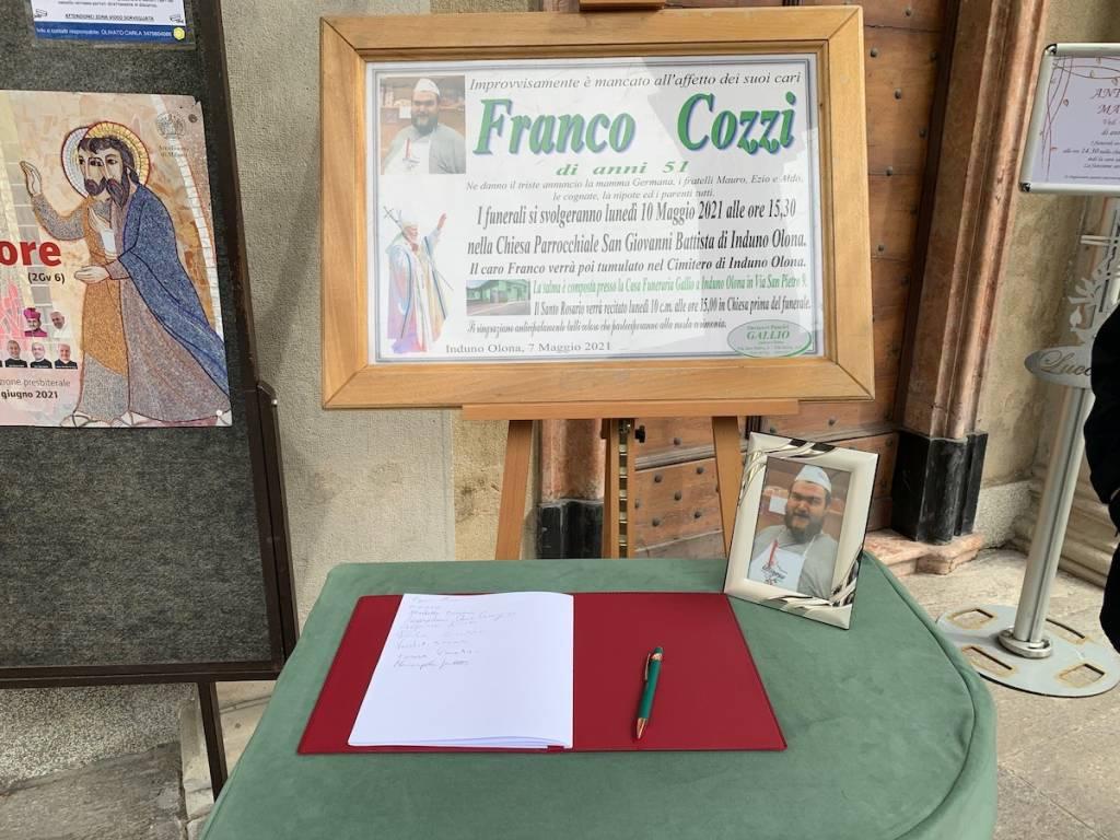 induno olona - funerale franco cozzi