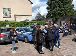 Induno OLona - Il funerale di Alessandro Pionati