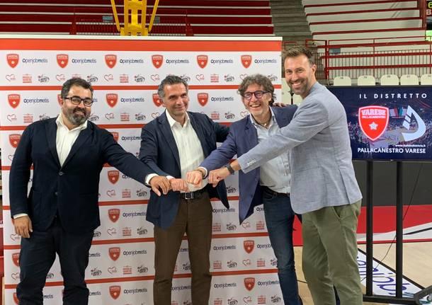 Italian Districts pallacanestro varese