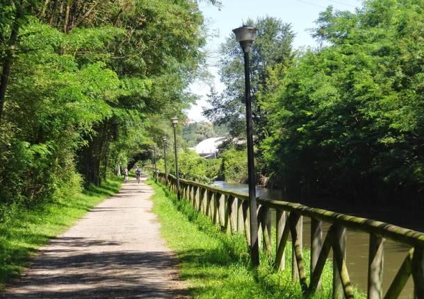 La ciclabile della Valle Olona: da Castellanza a Fagnano Olona