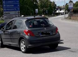 Legnano: incidente in via XX Settembre 17 maggio