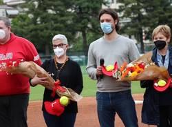 Legnano Softball: cerimonia per il centenario della nascita di Felice Musazzi