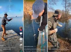 magnet fishing lago di varese