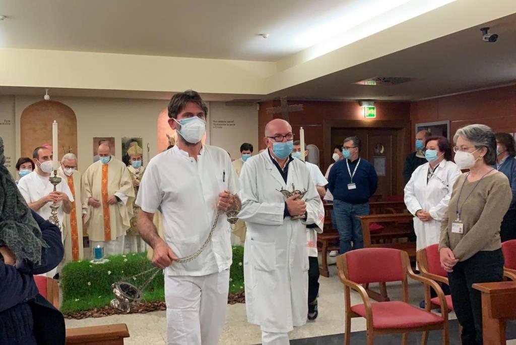 messa delpini ospedale circolo varese