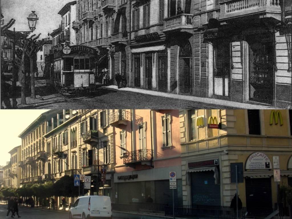 """Metamorfosi Urbana: c'è un lato di via Morosini scampato al """"piccone"""""""