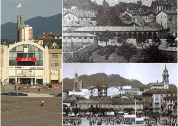 """Metamorfosi urbana: il Palazzo più bello di Varese """"buttato giù"""" per fare la piazza d'armi e il mercato"""