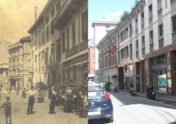 Metamorfosi urbana: 1966, la fine del ristorante Manzoni
